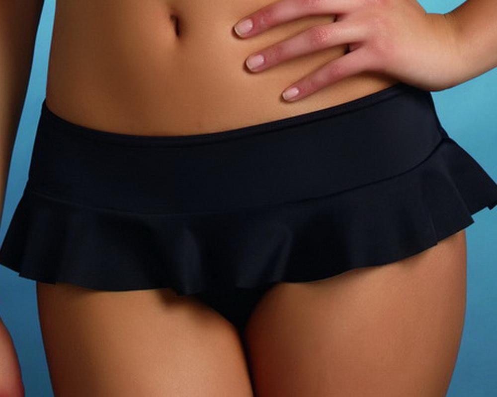 ECLIPSE fodros bikini alsó - fekete 4e6fab4d60