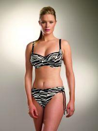 2f6ab16371 FARO merevítős félkosaras bikini felső GG - HH kosárig
