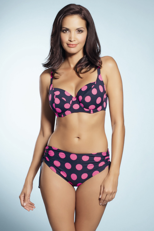 8538ef2de6 BRAVISSIMA melltartó, fürdőruha, fehérnemű - IBIZA merevítős félkosaras  bikini felső